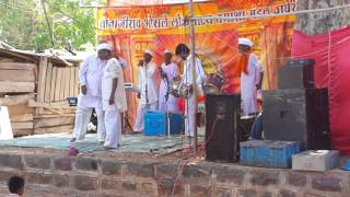 Repeat youtube video Tanajirav Bhosale Tamasha Wagheri, Karad, Salshirmabe Yatra, Taluka: Karad, Dist Satara.