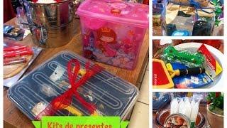 Natal sem Frescuras: Montando kits de presentes de lojas de utilidades ou supermercado Thumbnail