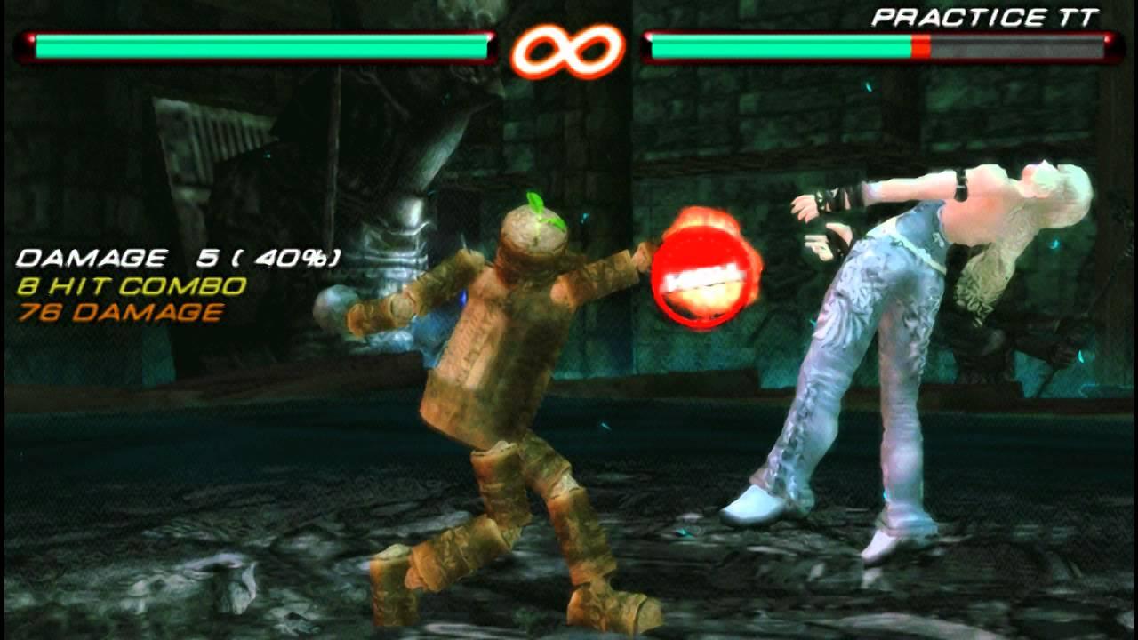 Tekken Tag Tournament 2 Psp Clover F Com