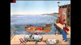 Bygg båtar med Mulle Meck och Solisen del 2- Gigantisk vattentank