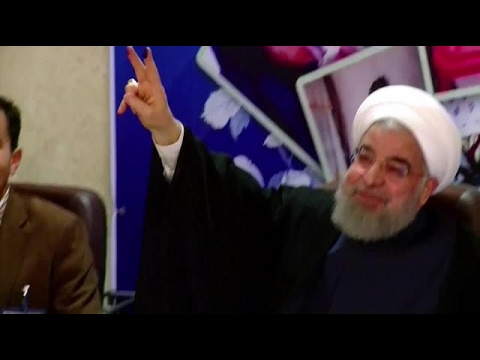 Get to know re-elected Iranian President Hassan Rouhani