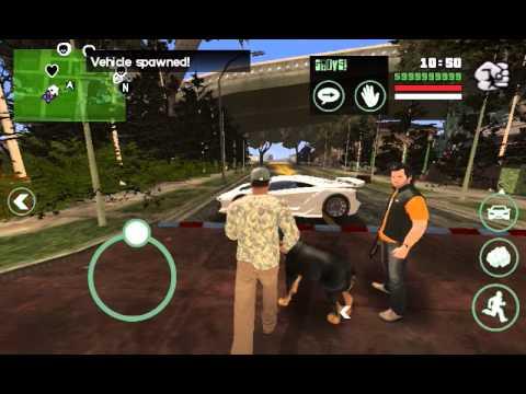 GTA San Andreas Android GTA V MOD ( VISA2v1.3)