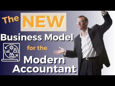 The new business model for the modern accountant