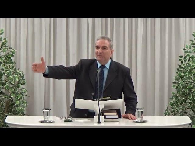 Στράτος Ρετζίνος 19-12-2017 | κατά Ιωάννην ι' 7-11