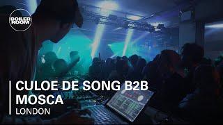 Culoe De Song B2B Mosca Boiler Room DJ Set at DIESEL + EDUN present Studio Africa