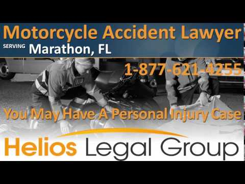 Marathon Motorcycle Accident Lawyer & Attorney - Florida