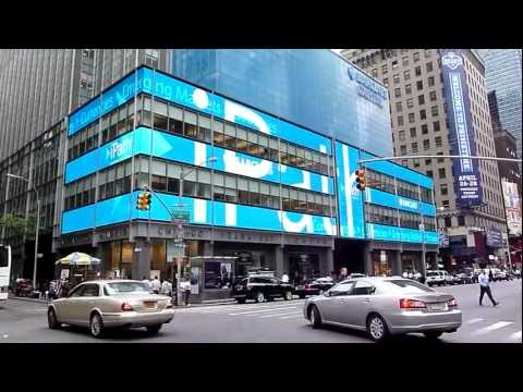Barclays Capital Building New York City May 2012
