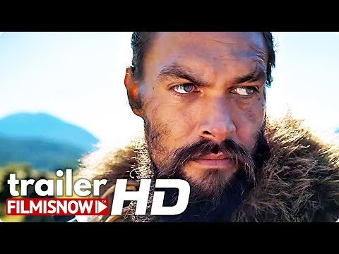 SEE First Look Trailer and Featurette (2019) Jason Momoa AppleTV + Series
