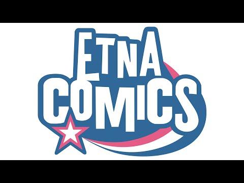 Even Moar Ecsaiting nius Sicilia ediscion - Etna Comics 2016
