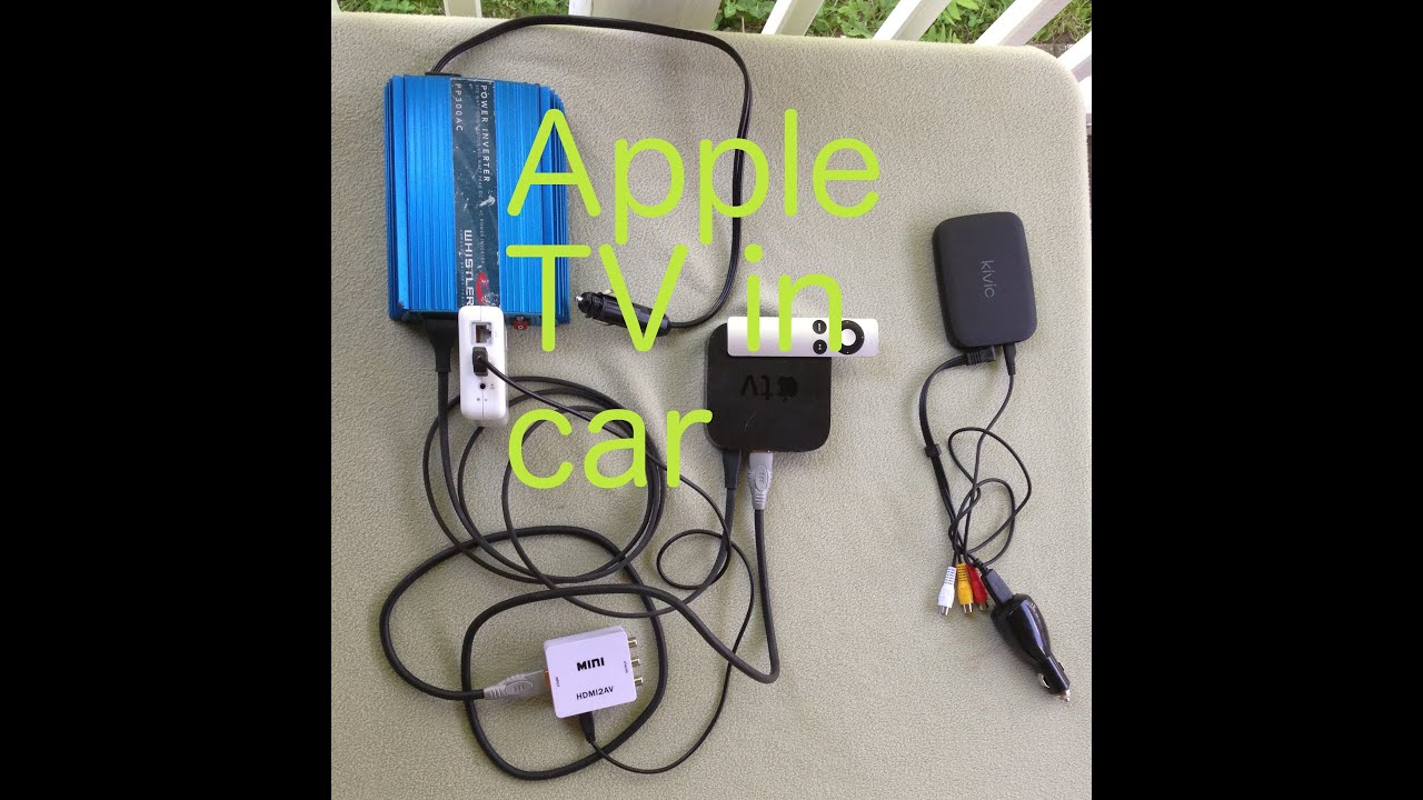 Airplay Mirror 4g Lte Video Content To Apple Tv In Your Car Without Internet Connected Wifi More Youtube