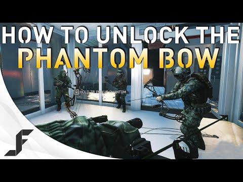 HOW TO UNLOCK THE PHANTOM BOW! - Battlefield 4