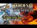 Heroes of Might & Magic 3 HD | Armageddon's Blade | Playing with Fire | Burning of Tatalia