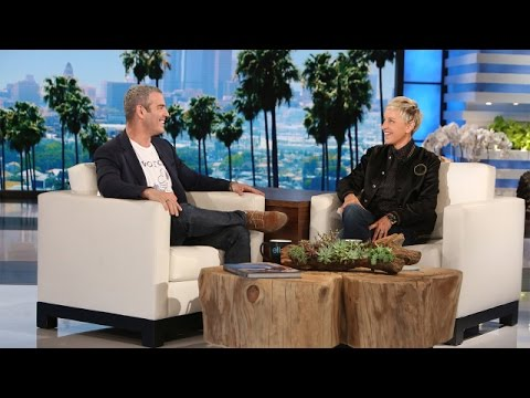 Andy Cohen Plays 'Plead the Fifth'