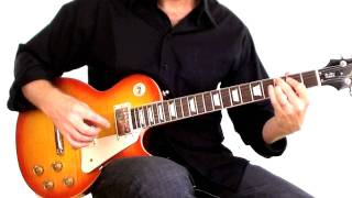 The Epiphone Les Paul Ultra-III Demo by Bryan Aspey
