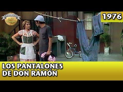 El Chavo | Los pantalones de Don Ramón (Completo)