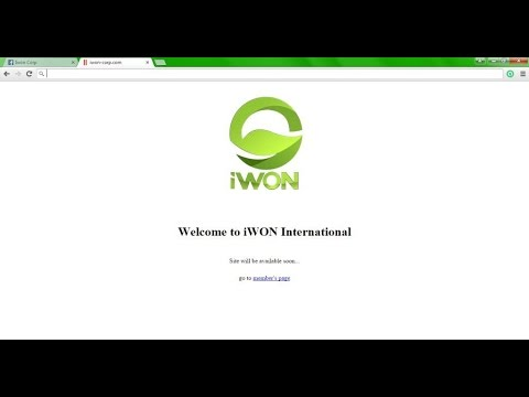 iWON Products & Marketing Plan Presentation (COMPLETE)