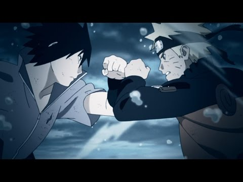 Naruto vs. Sasuke [Final Battle] ♫Linkin Park - Numb♫「AMV」**Collab w/ 7ImpactAMV**