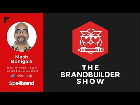 Mash Bonigala - Brand Strategist  Brand Differentiator Expert \u2014 Clarity