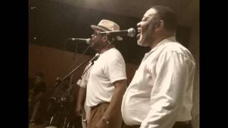 "The Impressions ""Keep On Pushing"" (Live Rehearsal)"