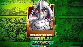 Черепашки-Ниндзя: Легенды - ЖДЕМ ОБНОВЛЕНИЯ (TMNT Legends UPDATE X)
