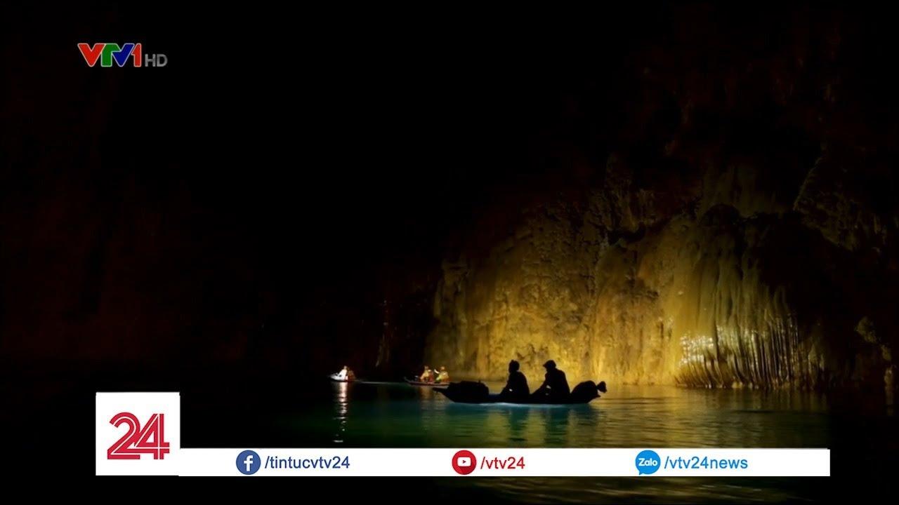 Phát hiện hệ thống hang ngầm bí ẩn ở hang Sơn Đoòng | VTV24