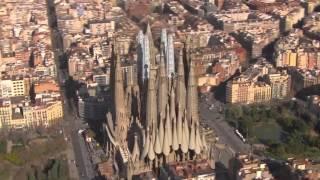 Так будет выглядеть Саграда Фамилия в будущем (Испания, Барселона)(, 2016-02-16T22:40:41.000Z)