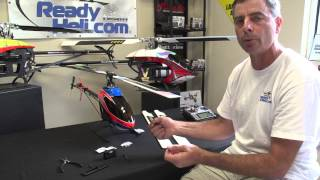 Properly Tracking Your RC Helicopter Blades | ReadyHeli.com Top 10 Video