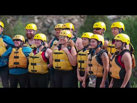 Zip Lining & Whitewater Rafting At Colorado Adventure Center