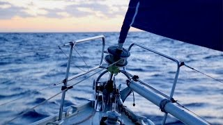 1200 NAUTICAL MILE SOLO SAIL!!!