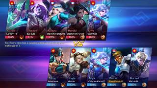 Welcome to mobile legend(Bruno)-Khmer progame-YouTube