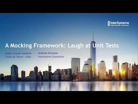 A Mocking Framework: Laugh at Unit Tests