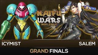 Grand finals of Naifu Wars: World War #2! This event had 252 entran...