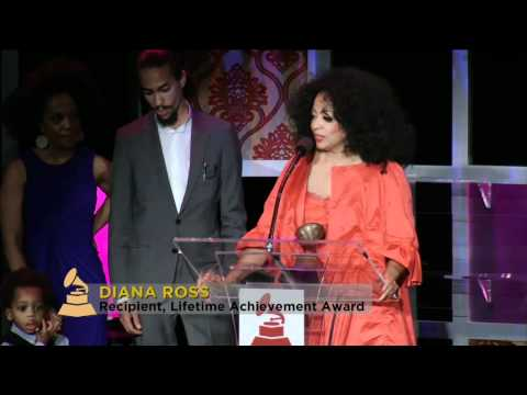 GRAMMYs Live - Diana Ross