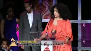 GRAMMYs Live - Diana Ross