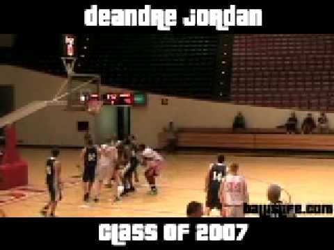 DeAndre Jordan Highschool Mix