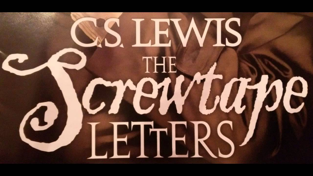 prcis the screwtape letters