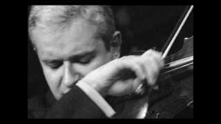 Christophe Boulier interprète Saint-Saëns. Concerto pour violon et orchestre N°3 - 1er mouvement