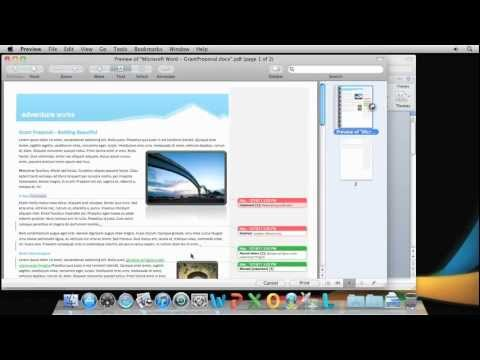 Setting Print Options In Word For Mac 2011