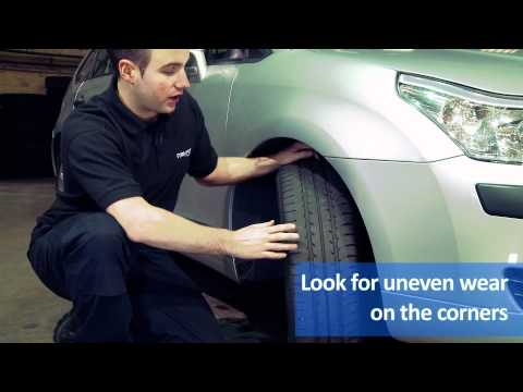 How to Check for Uneven Tyre Wear- TyreSpot.mp4