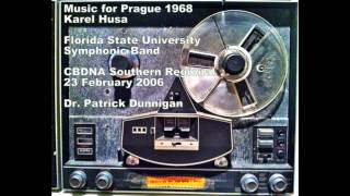 Music for Prague 1968