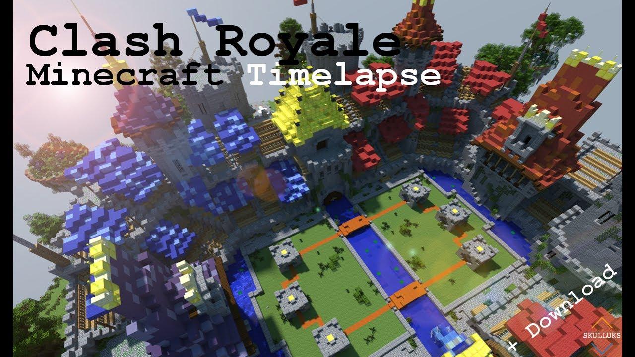 Minecraft Speed Builds Timelapse