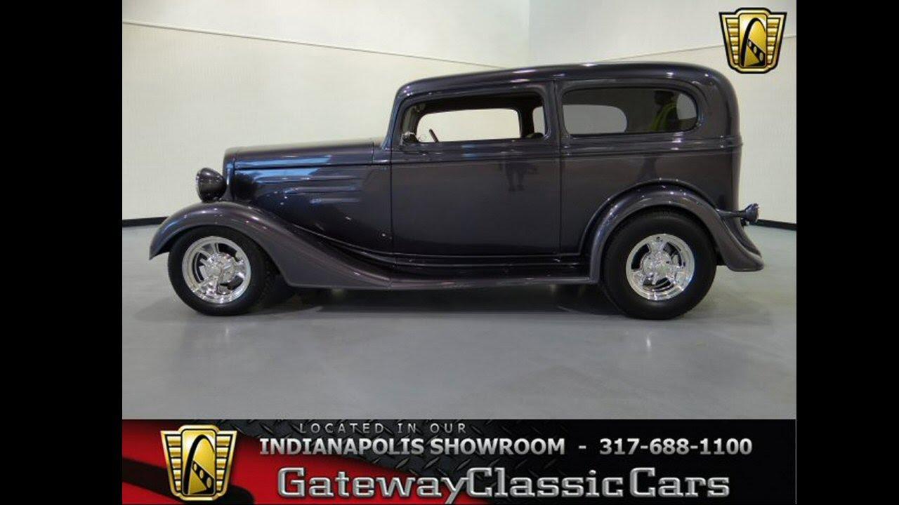 1934 chevrolet 2 door sedan 188 ndy gateway classic for 1934 chevrolet 2 door sedan