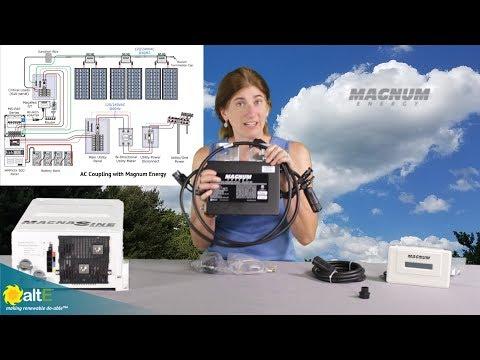 Grid-tied Solar microinverter Magnum GT