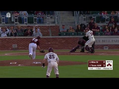 Texas A&M Baseball Ball 11 Chant