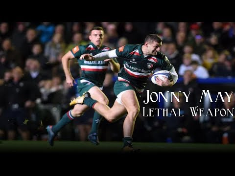 Jonny May ❖ Lethal Weapon ❖ Best Tries, Steps and Skills ❖ HD