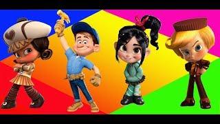 Wrong legs Crumbelina De Caramello Vanellope von Schweetz Rancis Disney - 子供たちの学習   掘り出し物の漫画