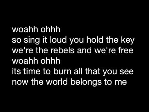 Set the World on Fire- Lyrics