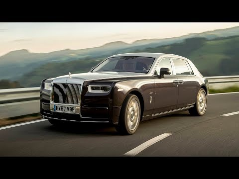 2018 Rolls-Royce Phantom | First Drive