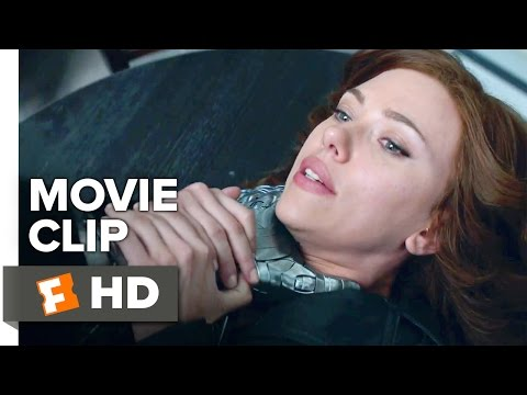 Captain America: Civil War Movie CLIP - The Team vs Bucky (2016) - Scarlett Johansson Movie HD