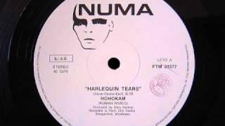"HOHOKAM "" Harlequin Tears """